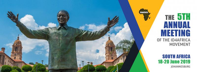 Besuchen Sie CETIS auf der ID4Africa 2019 in Johannesburg, Südafrika
