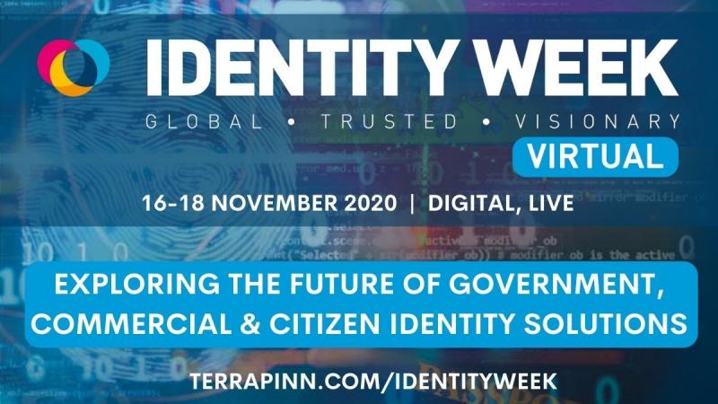 IDENTITY WEEK Virtual 2020