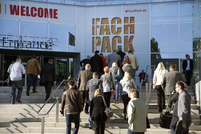 Visit us at the FachPack fair