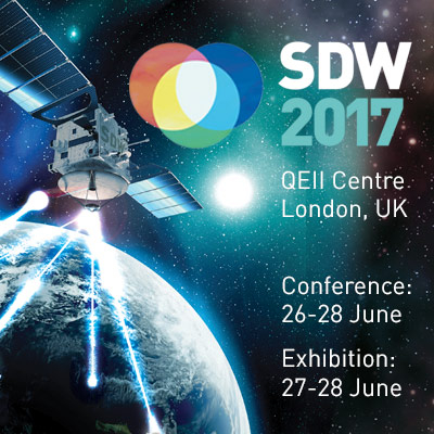 Visit us at SDW 2017 in London