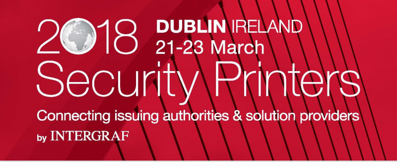 SECURITY PRINTERS organised by INTERGRAF