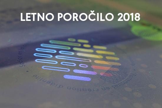 Letno poročilo družbe CETIS d.d. in Skupine CETIS za poslovno leto 2018