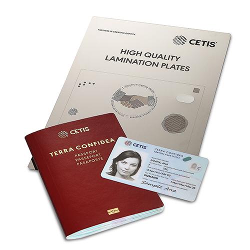 CETIS annonce l'extension de sa gamme de produits avec la gravure de plaques de lamination lors de l'Identity Week