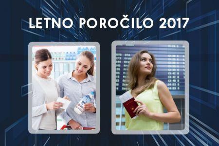 Letno poročilo družbe CETIS d.d. in Skupine CETIS za poslovno leto 2017