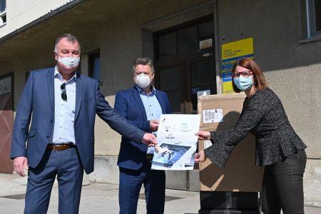 Celjski gospodarstveniki zbrali sredstva za nakup respiratorjev za Splošno bolnišnico Celje