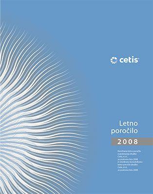 Letno poročilo 2008