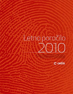Letno poročilo 2010