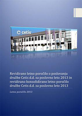 Letno poročilo 2013