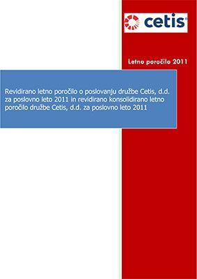 Letno poročilo 2011